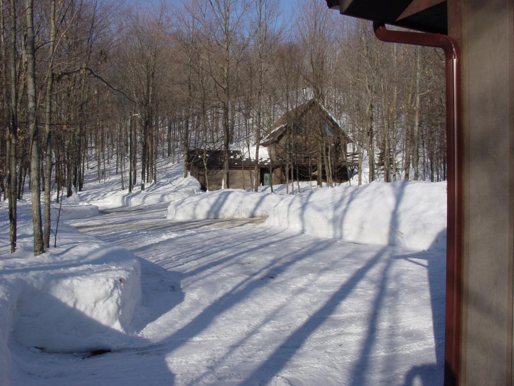 Snowman Cabin Pictures